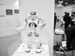 """神通广大的人形机器人""""NAO"""""""